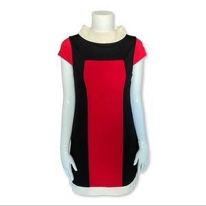 Cynthia Steffe Color Block Dress